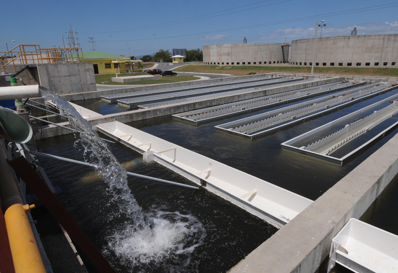 Saudi Arabia's wastewater reuse is growing by 30 per cent a year. (Getty Images)