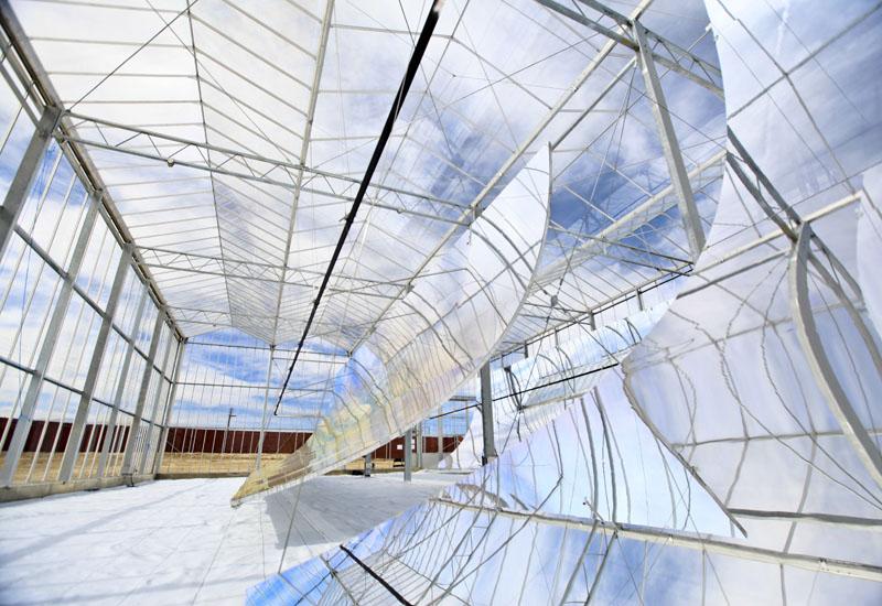 GlassPoint will build a seven megawatt solar facility for enhanced oil recovery.
