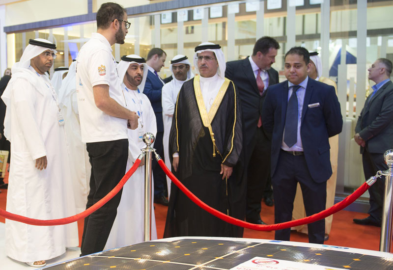 Al Tayer attends the Global Solar Leaders Summit