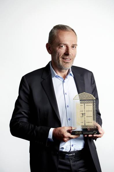 Henning Sandager Andersen, Area Managing Director of Grundfos Middle East & Turkey