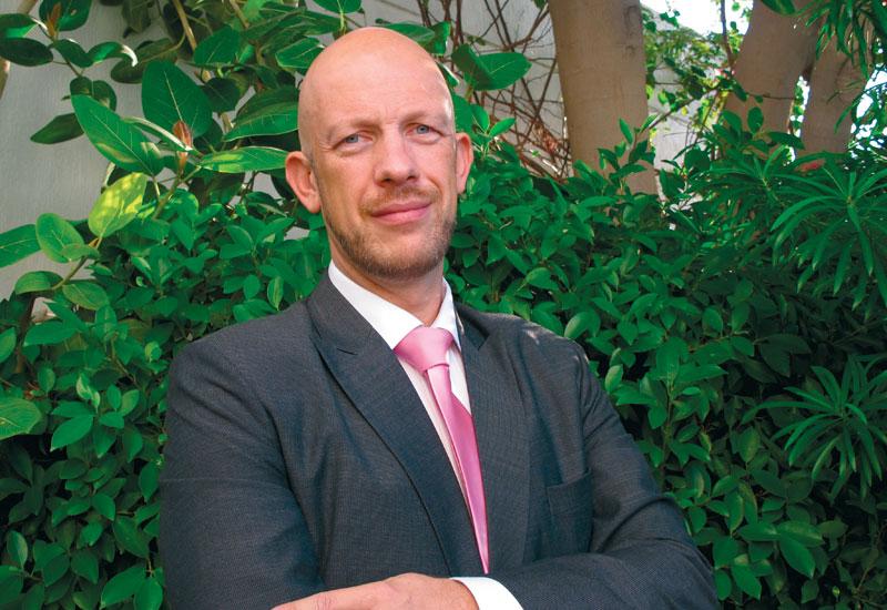 Hendrik Cosemans, GM, Nynas ME