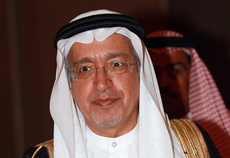 Saudi Arabia's Minister of Water and Electricity Abdullah Bin Abdurrahman Al Hussayen, who is also chairman of SWCC. Courtesy of AFP/Getty.