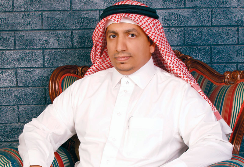 Showqi Alsawad, SupplyCore Middle East's vice president of business development
