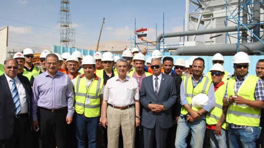 Egypt, Siemens, News