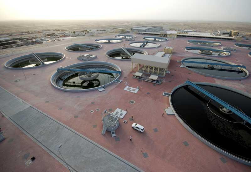 MWH has taken top honours for its work on Dubai's Jebel Ali Sewage Treatment Plant.