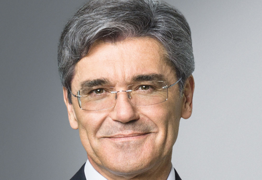 Joe Kaeser, CEO of Siemens