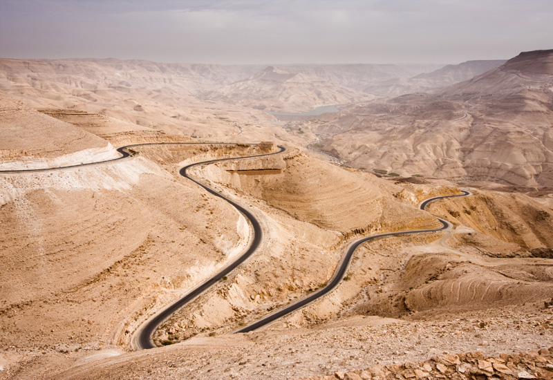 The Disi conveyance project will see water shipped 325 kilometres through the Jordanian desert to Amman.