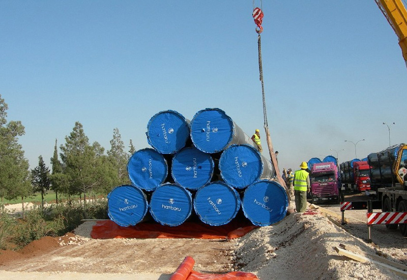 Sweco has joined the Disi Water Conveyance Project.