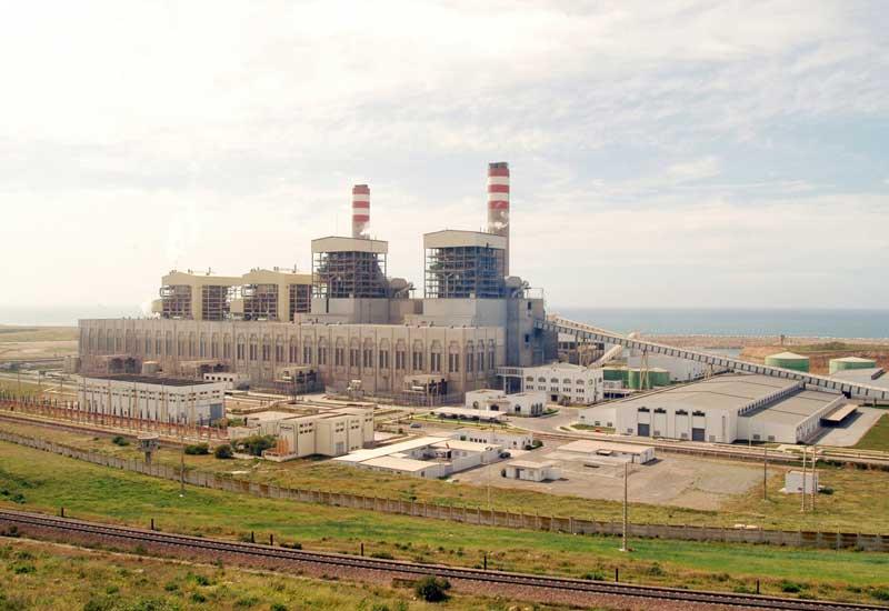 Morocco's Jorf Lasfar power plant.