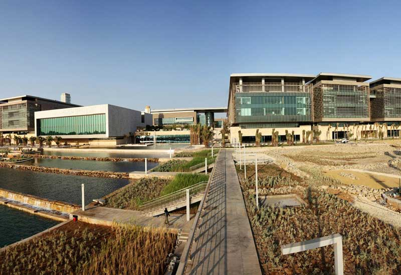 King Abdullah University of Science and Technology.