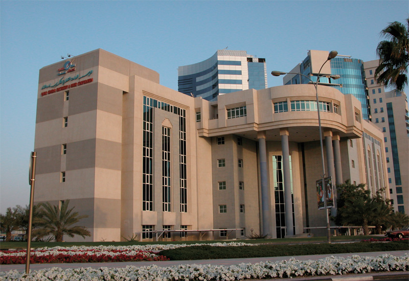 Kahramaa headquarters in Doha