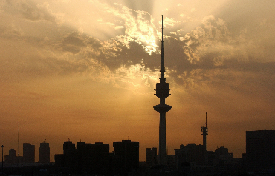 Kuwait power consumption is driven up by the searing heat.