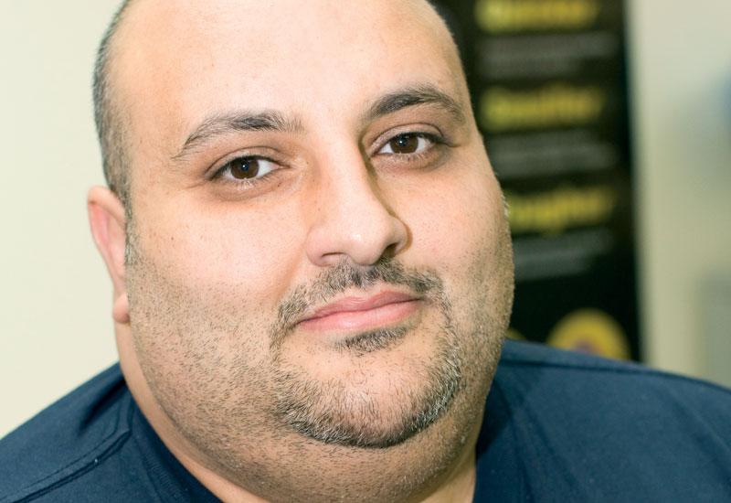 Alaa Ayoub, regional manager, RAE Systems.