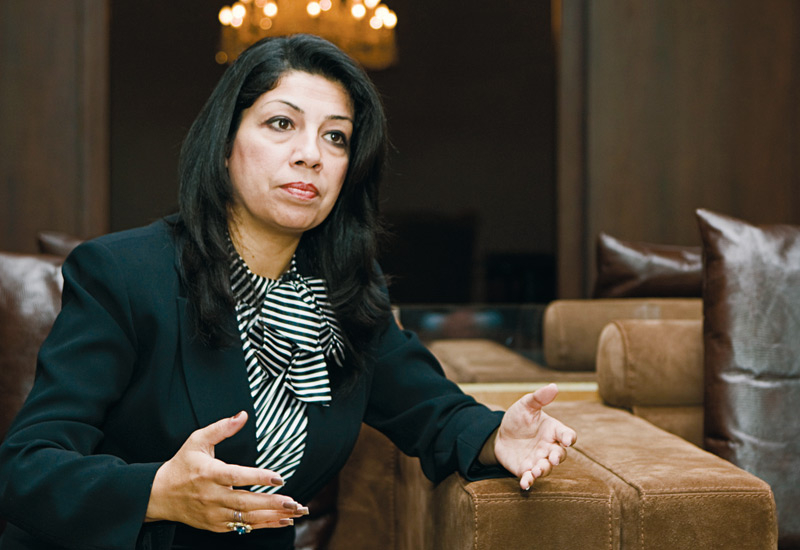 Hadeel Hassan, senior advocate in Iraq, is based in Baghdad.