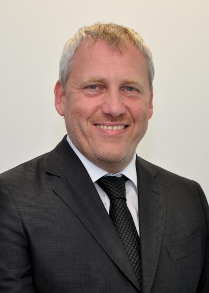 Luc Grare, senior vice president sales and marketing, REC
