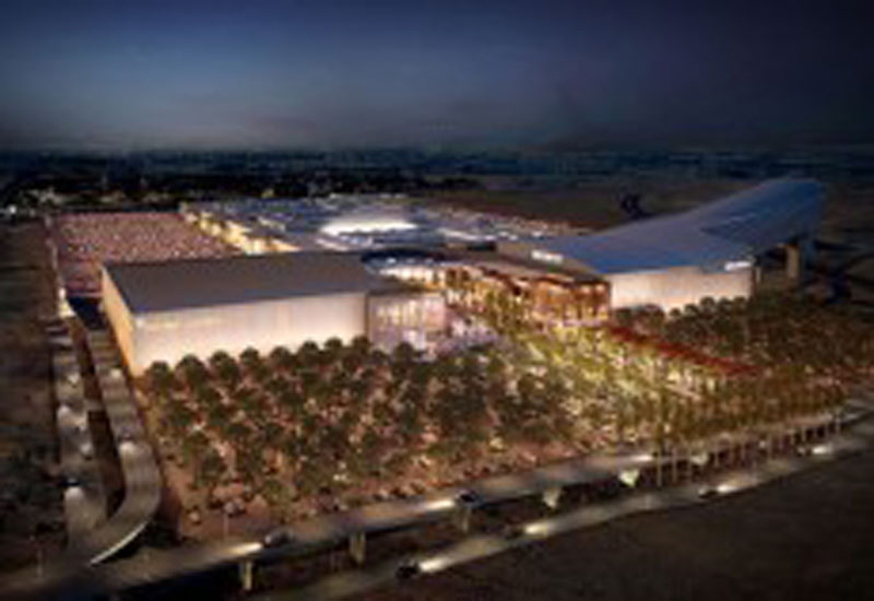 Mall of Egypt exterior