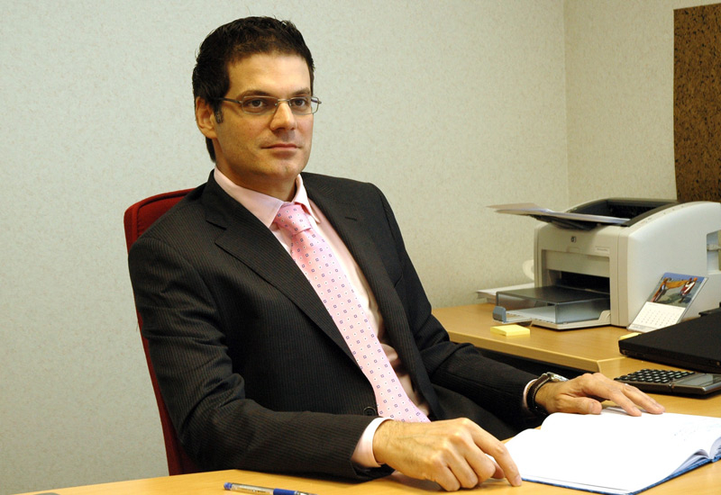 Noaman Amjad of ABB sees Saudi Arabia as a place with plenty of business potential.