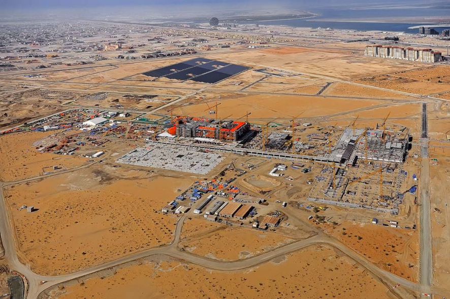 Masdar City's revised master plan will be unveiled soon.