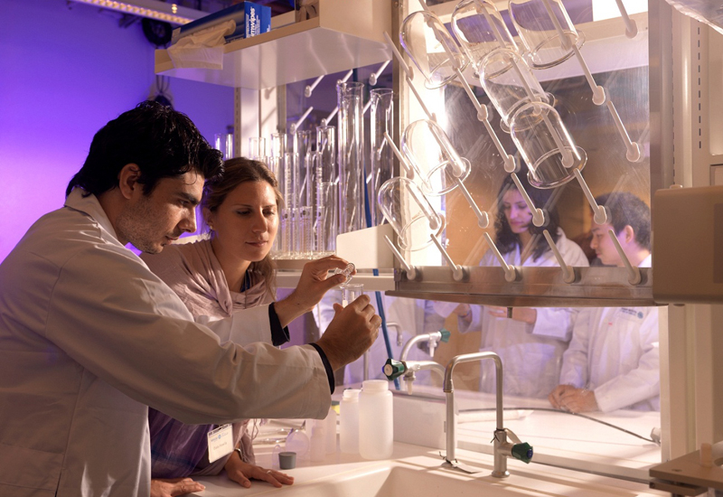 Masdar announces a chemical engineering master's degree.