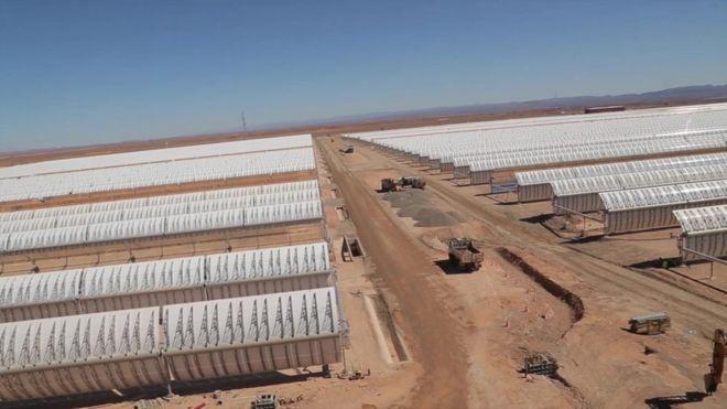Morocco, Solar, News