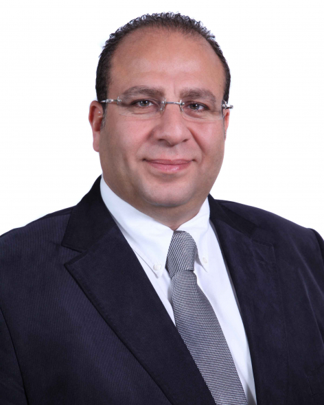 Mostafa AlGuezeri, managing director, ABB operations, United Arab Emirates