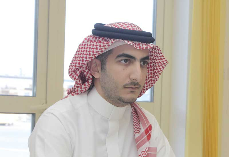 Salah Al-Sunaid, deputy general manager, Nesma Electric.