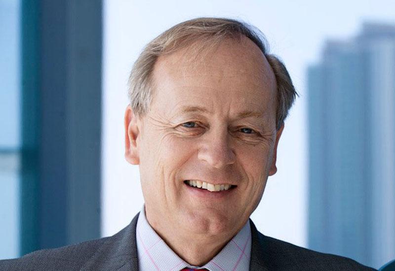 Nick Carter, DG of Abu Dhabi's Regulation Supervision Bureau