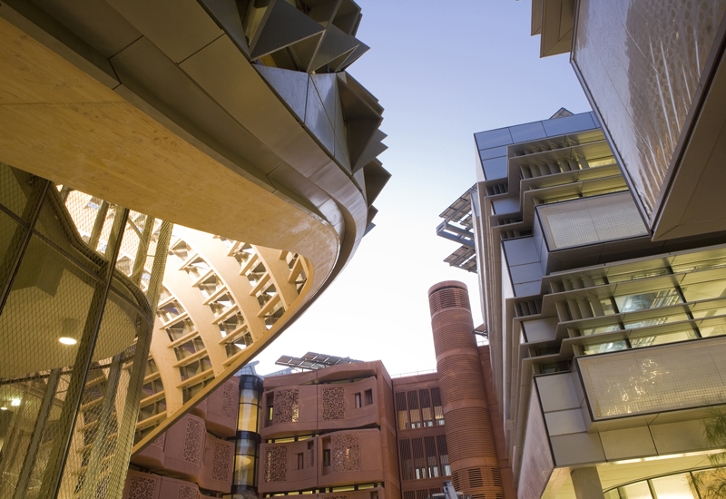 New green building at Masdar will produce two megawatts of electricity. (Getty Images)