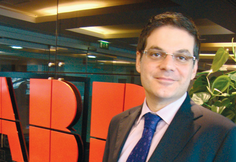 Noaman Amjad, head of ABB's Power Systems division in the Sub-Gulf region.