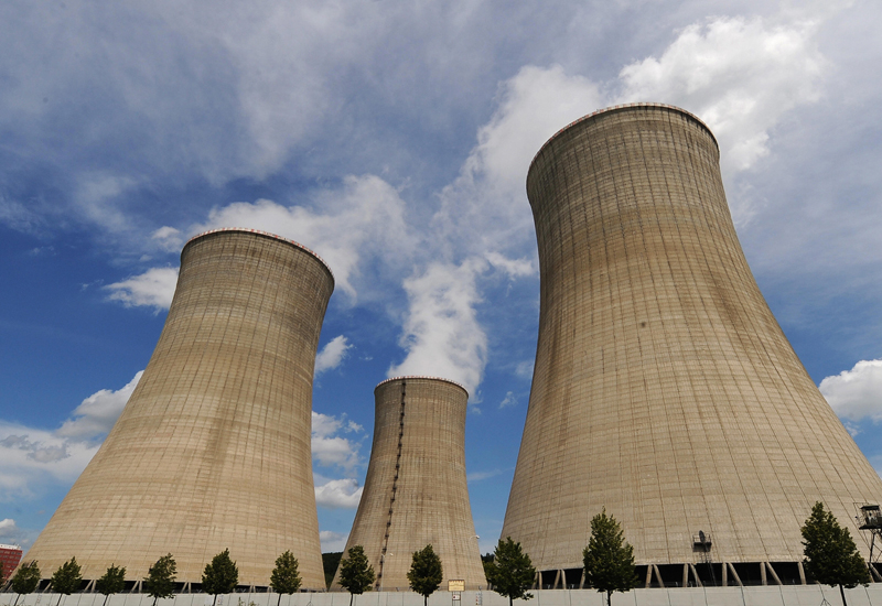 South Korea is involved in a number of Middle East nuclear power programmes. (GETTY IMAGES)