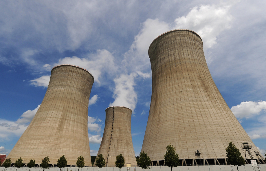 Germany will shut down its nuclear power plants by 2022. (GETTY IMAGES)