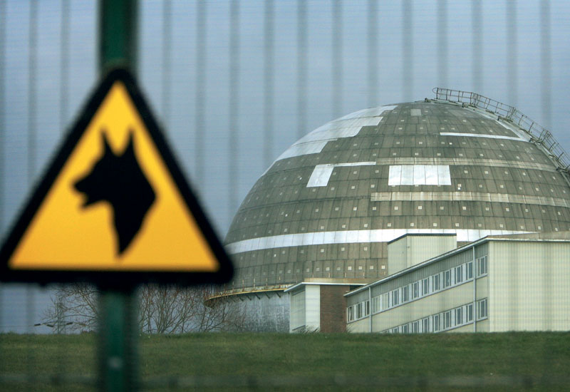 The 3.8km2 Sellafield site on the Cumbrian coast produces nuclear fuel for electricity as well as stores nuclear waste from several countries a