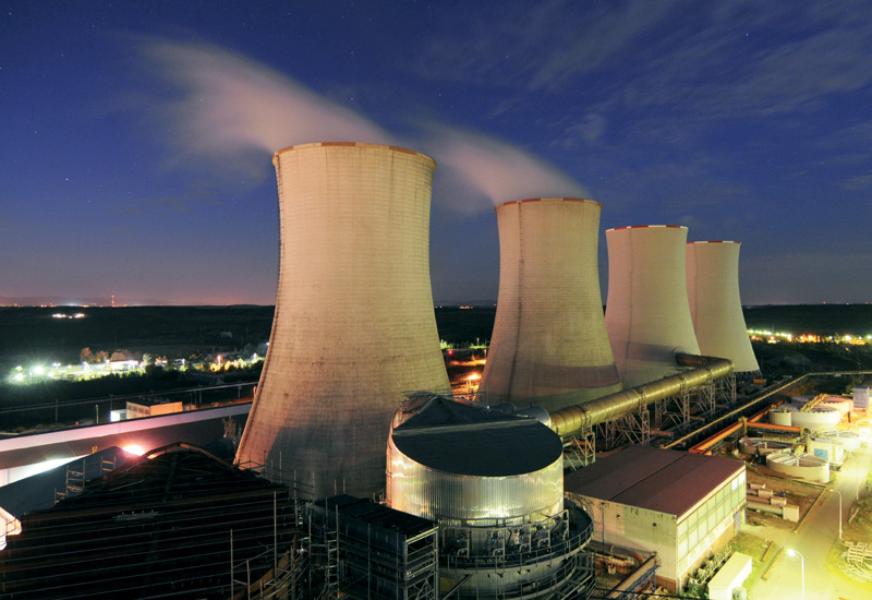 The UAE is set to build a number of nuclear reactors