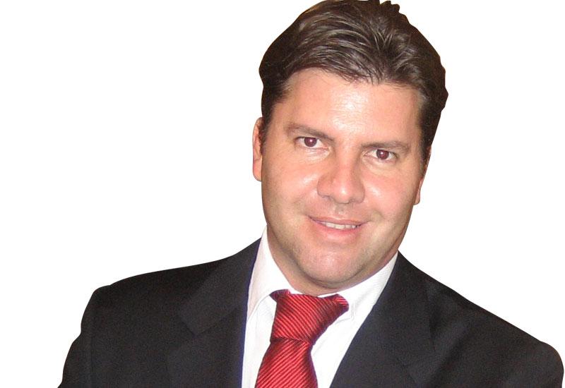 Siemens Water Technologies' Giorgios Ioannou.