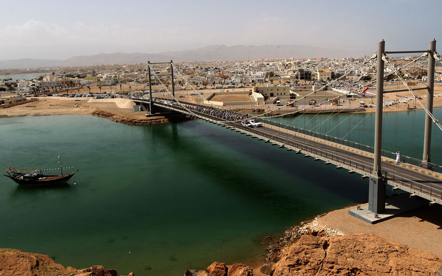 Oman's power and water sectors are attracting increasing investment. (GETTY IMAGES)