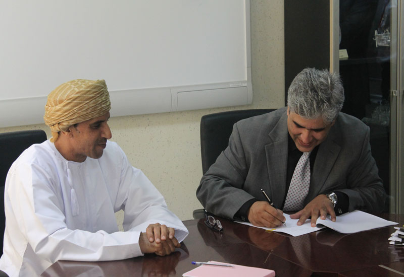 The expansion project agreement will help meet Oman's 8% annual growth in desalination demand.