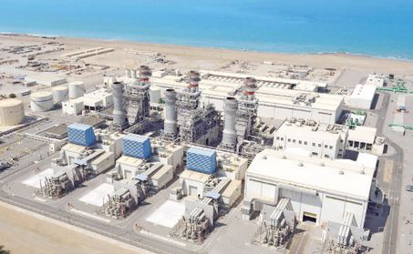 Combined cycle, Mitsui, Oman, News