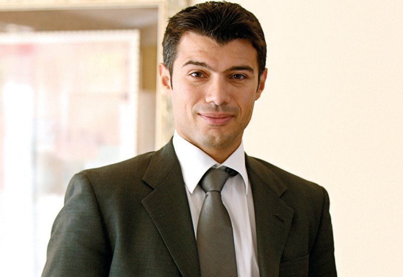 Mohanned Awad, director of business development at Concorde-Corodex Group.