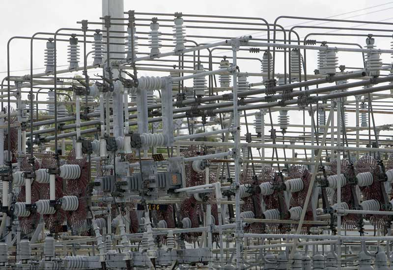 Iran says the new facility has a capacity of 2.8GW. (GETTY IMAGES)