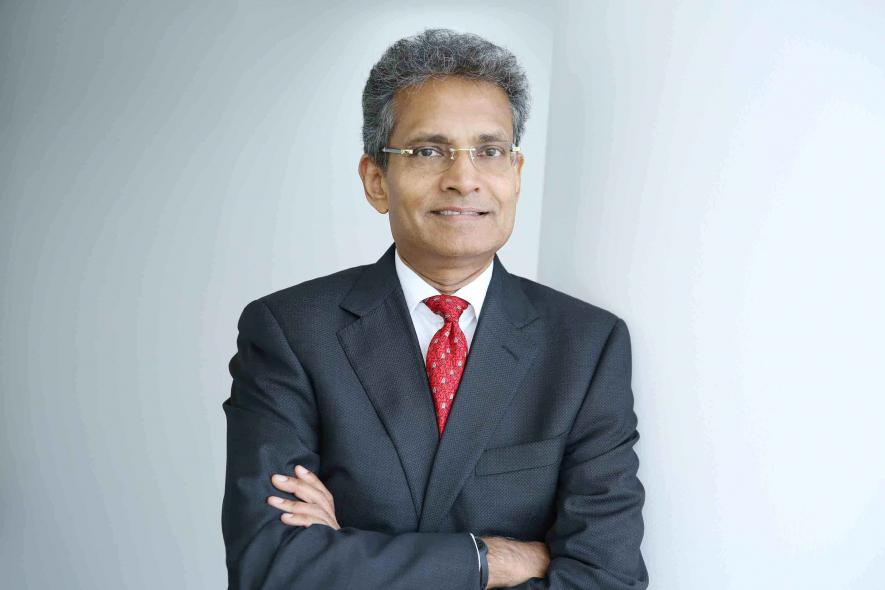Paddy Padmanathan, ACWA CEO