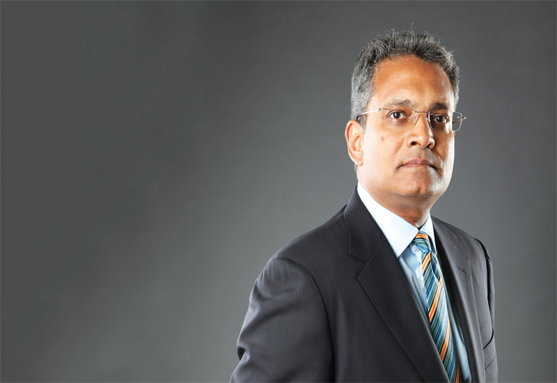 Paddy Padmanathan, ACWA Power CEO and President.