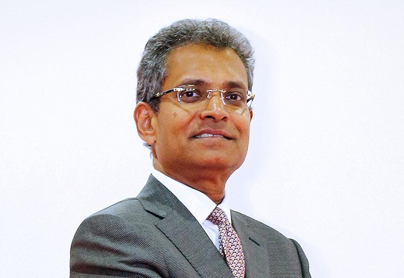 Paddy Padmanathan, CEO of ACWA Power