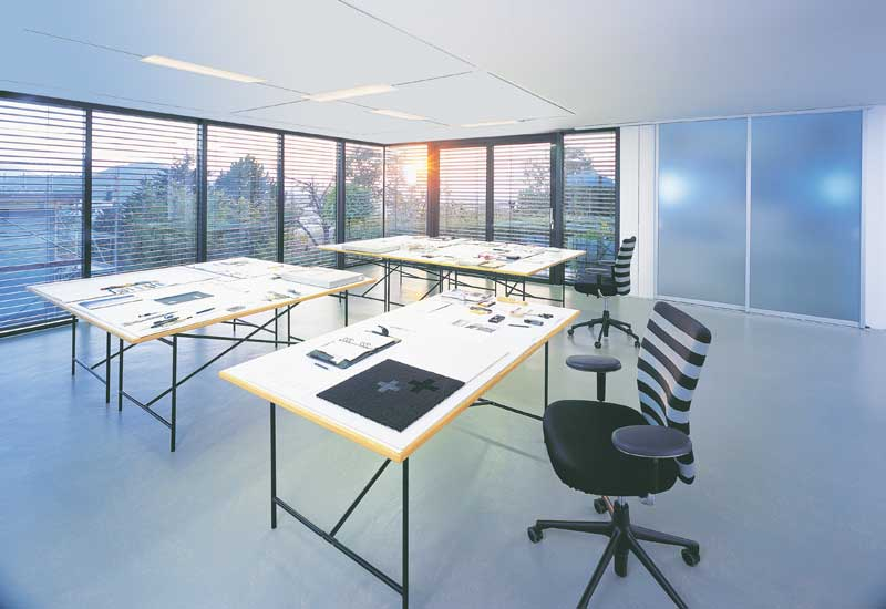 Office lighting is said to consume about 30% of total energy usage in buildings.