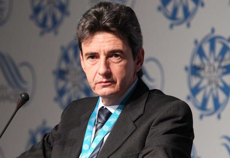 European Investment Bank vice president Philippe de Fontaine Vive