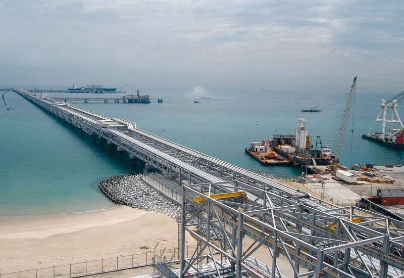 Industrial infrastructure is essential for Al-Shuaiba, which is also has an advanced pier system for the local refinery industry.