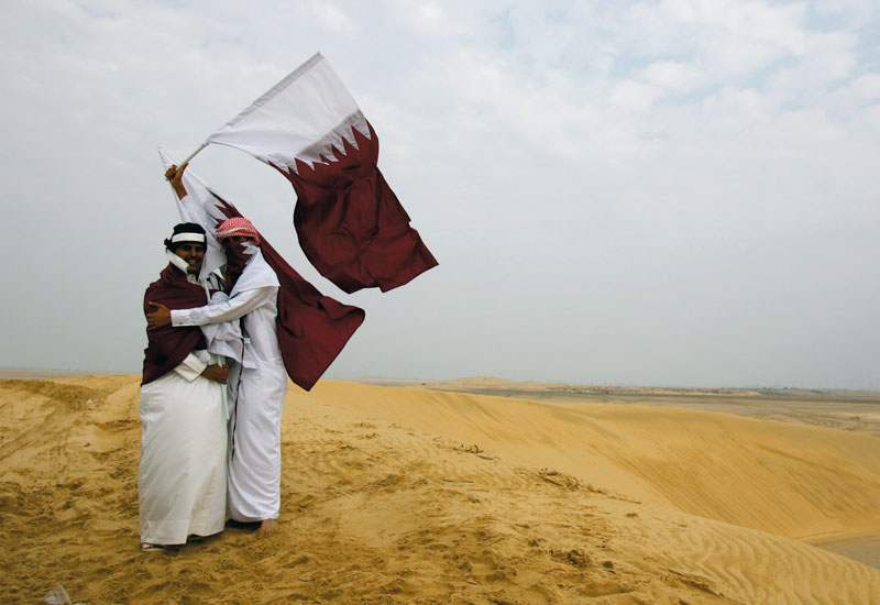 Qatar says it is confident of dealing with the swift rise in demand.