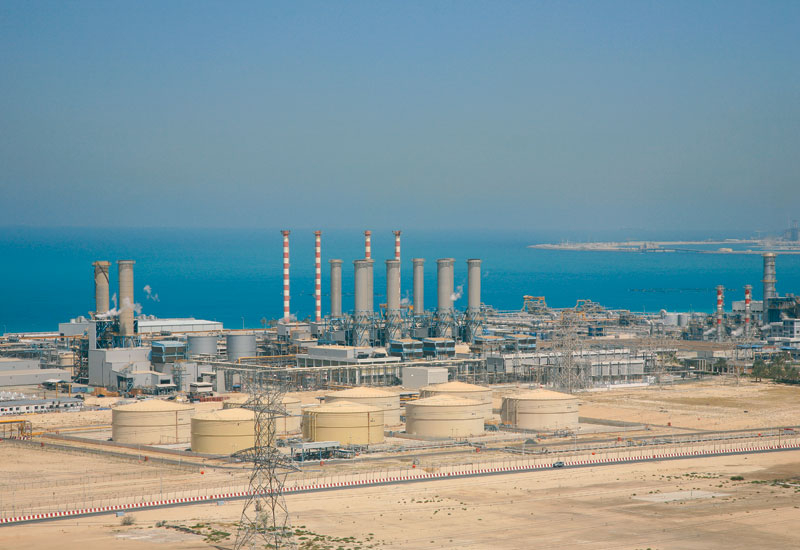 The many phases of the proposed Hassayan power and water project are intended to supplement Dubai's 'G' station.