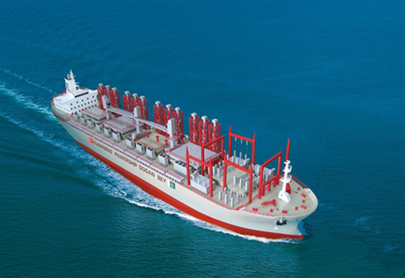 The two electricity barges will have a capacity of 270MW. (GETTY IMAGES)