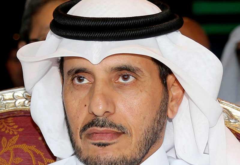 Qatari Prime Minister Sheikh Abdullah bin Nasser bin Khalifa Al Thani