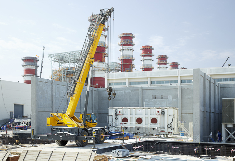 All of Qatar's power stations are currently run on natural gas. (GETTY IMAGES)